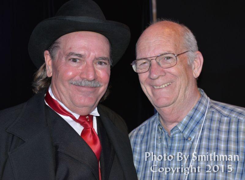 Doc Eason And John Smithman